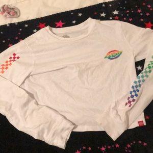 Long sleeve women's shirt